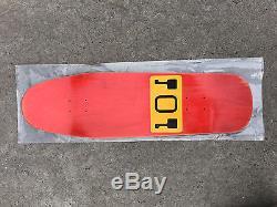 101 Natas Kaupas Oops 1991 NOS OG Skateboard Deck