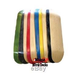 10 BETTER MADE BLANKS Skateboard DECKS 8.25 in Deck