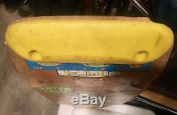 1978 Dog Town Skates Wes Humpston Bulldog Skateboard, Vintage