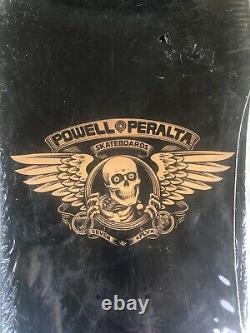 1980 s POWELL PERALTA STEVE CABALLERO BLACK Skateboard Tony Hawk Era