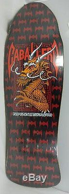 1987 Powell Peralta Steve Caballero XT Boneite Shrink Sealed Deck