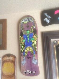 1990 Vision Grohoski Skateboard Deck