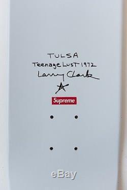 2005 Supreme / Larry Clark TulsaTeenage Lust 1972