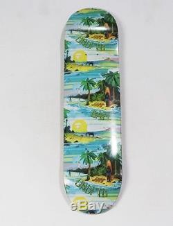 $240 A BATHING APE x UNDEFEATED Island Blue Skateboard Deck Bape