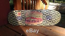 90's Vintage Blind Jason Lee slick Bottom Skateboard deck