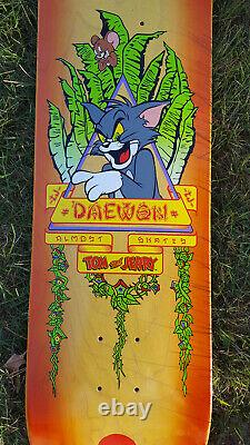 Almost Skateboards Daewon Song Tom & Jerry Sma 101 Natas Parody