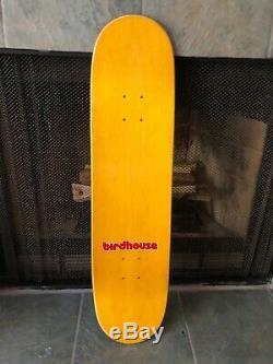 Andrew Reynolds Birdhouse Skateboard Heath Kirchart Baker Jeremy Klein Deck NOS
