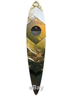 Arbor Timeless Longboard Deck Walnut