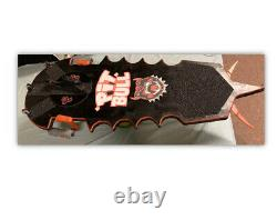 Back To The Future II Pitbull Hoverboard Rideable Skateboard