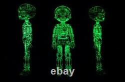 Bait X Astro Boy Atom Project Skateboard Deck Set Of 3 Limited Glow In Dark Og