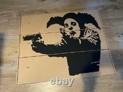 Banksy Test Press Clown Skateboards