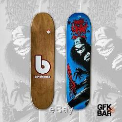 Birdhouse Heath Kirchart Maniac Skateboard Deck Vintage RARE Hawk Klein Berra