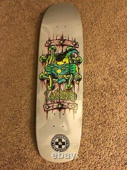 Black Label John Lucero X2 Re-Issue Deck Gray Dip