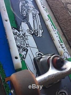 Blind Jason LEE Vintage Skateboard Deck OG Old School Sma Venture Rare Board