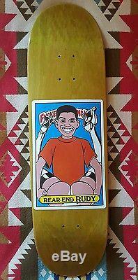 Blind-Rudy Johnson-FUBK-1992-World Industries-PlanB-101-NOS-Vintage