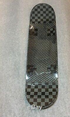 Board skateboard, 100% full carbon fiber solid