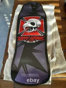 Bones Brigade Powell Peralta Series 5 Tony Hawk Reissue 2014 Skateboard Deck