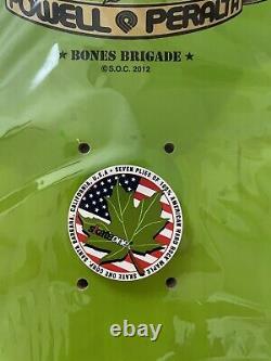 Bones Brigade Series 1 Powell Peralta Lance Mountain Deck, Factory sealed