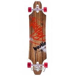 Bustin Maestro Pro Skateboard Complete Black Limba 38