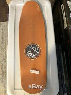 Cliche 101 Natas Kaupas Devil Worship Reissue Skateboard Deck NEW