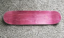 Cliche Sammy Winter Pro Censorship Skateboard Deck 8.3 With Bag Marc McKee Art