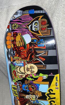 Cliche last supper zorlac 101 world industries supreme natas klein mckee 80's