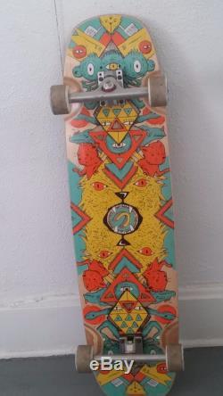 Comet Manifest v2 Complete Skateboard