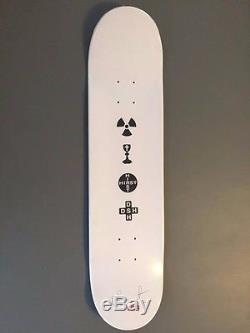 Damien Hirst Skateboard decks for Supreme, set of 5
