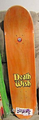 Deathwish SLASH Story Time Series Skateboard Deck 3 Little Pigs Rare & Limited