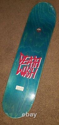 Deathwish Skateboards Jon Dickson Death Toons 2015 Spongebob Squarepants RARE
