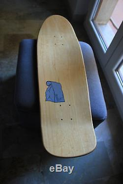 Deck New school Justin Lynch model. Mint condition! Skateboard. Vintage, old school