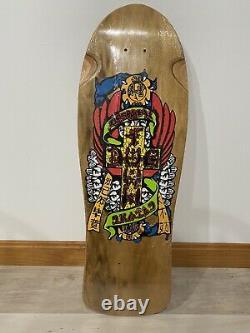 Dogtown Dressen Rare natural Skateboard Deck G&S alva vision sims Santa Cruz
