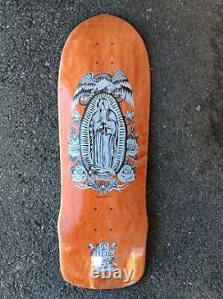 Dogtown Jesse Martinez Orange Old School Reissue Skateboard Deck