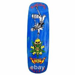 Dogtown Mike Vallely x Suicidal Possessed To Skate Barnyard 9.5 Skateboard Deck