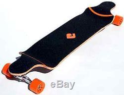 Drop Deck Longboard Down Thru Skateboard Concave Freeride Downhill Cruiser 41