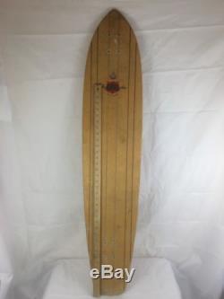 Duke Kahanamoku skateboard longboard deck