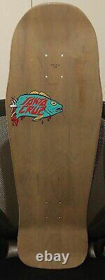 Erick Winkowski Aquatic Powerply Santa Cruz Skateboard Deck