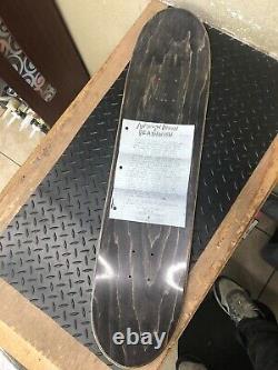 Free Antwuan Dixon DeathWish Skateboard Board Deck RARE