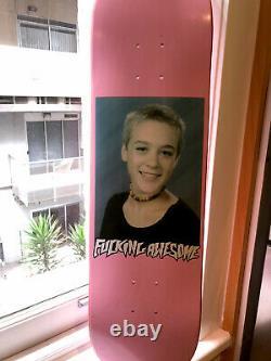 Fucking Awesome FA Chloe Sevigney Skateboard Deck