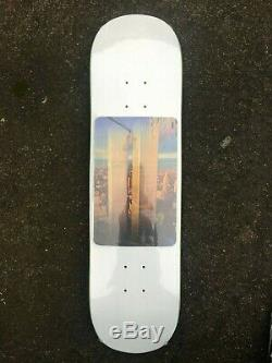 Fucking Awesome Jason DILL Towers 8.25 Inch Skateboard Deck 9/11 Twin Rare