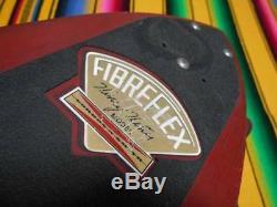 G&S GORDON&SMITH HENRY HESTER Skateboard deck Fiberflex