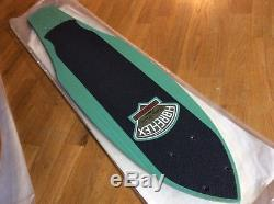 G&S Henry Hester Vintage Skateboard Deck 70s NOS Fibreflex With Original Sleeve