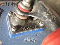 G&S Original Neil Blender Coffee Break with Tracker Trucks & Kryptonic wheels RARE