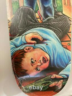 Guy Mariano Blind Skateboards 90's Marc McKee Accidental Gun Death Reissue Deck