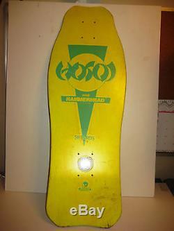 Hosoi Skull Skates Vintage Skateboard