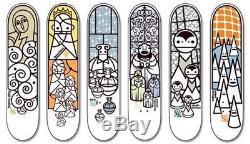 Heath Kirchart Alien Workshop Don Pendleton Skateboard Deck