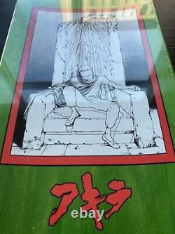 Hook Ups Akira JK Industries Tetsuo Mutation Skateboard Deck 8.5 Jeremy Klein
