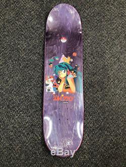 Hook-Ups JK Industries Lum Chan 8.25 x 32.25 Skateboard Deck rare jeremy klein