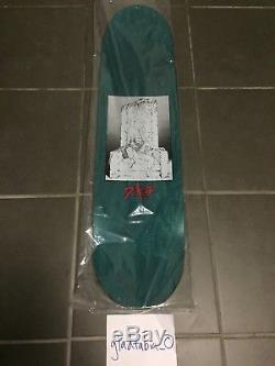 Hook Ups Jki Jk Industries Akira Tetsuo LE Jeremy Klein Skate Deck supreme qual
