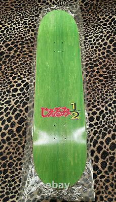 Hook Ups Shampoo Special Edition Skateboard Deck Jk Industries Jeremy Klein Rare